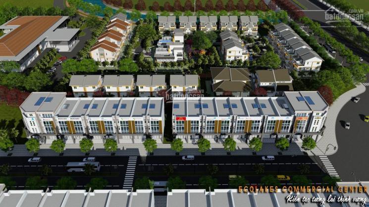 Shophouse Central Ecolakes 1 trệt 2 lầu 6x16m, thanh toán giãn trong 18 tháng 0345235256