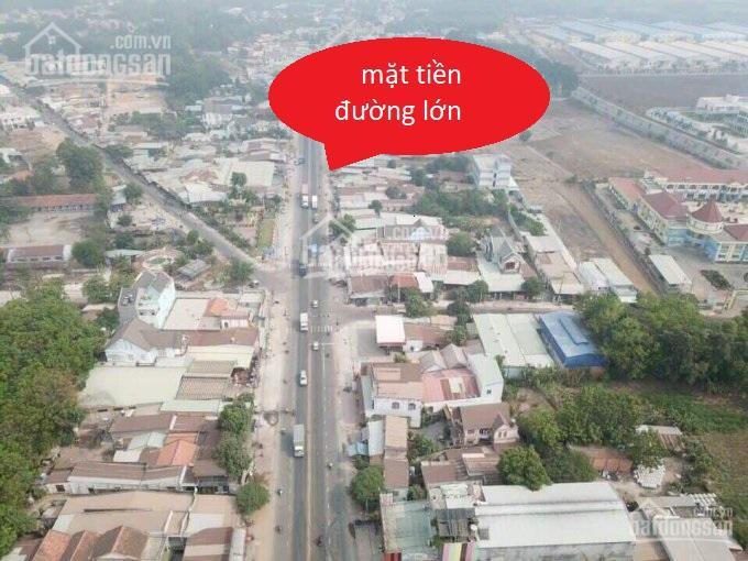Đất đối diện chợ Phú Chánh A, giá chỉ 680 triệu, thổ cư 100%, MT đường DT 742