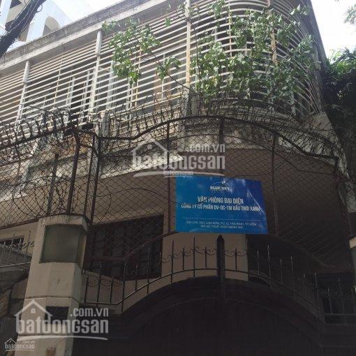 Nhà hẻm thông 8m đường Lam Sơn, P2, Q Tân Bình, ngang 10m dài 18m, 1L, 5PN, giá 35 triệu/tháng