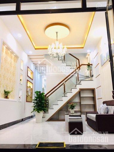 Bán nhà lầu siêu đẹp KDC cao cấp Cồn Khương, Ninh Kiều, Cần Thơ 64m2 2,2 tỷ
