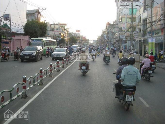 Bán nhà cấp 4 góc 2 mặt tiền Nguyễn Thái Sơn ĐCT: 40tr/th, DT: 5x25m, hết lộ giới, giá 14,8 tỷ