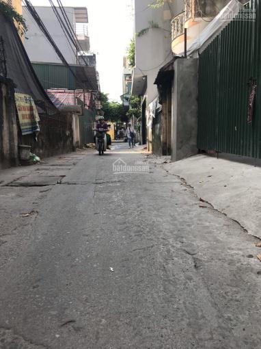 Bán đất thôn Kim Quan, thị trấn Yên Viên, Gia Lâm, TP Hà Nội, DT: 50m2, rộng: 3.9m, dài: 12.8m