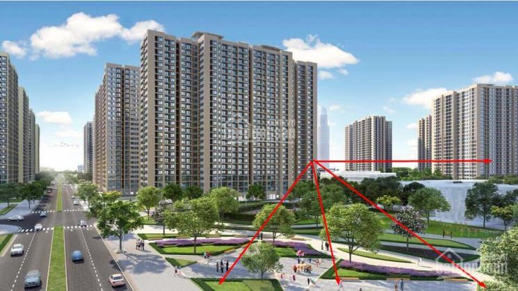 Bán căn hộ 3 PN góc, giá chỉ bằng căn 2 pn, tòa S2.07 View sông, Vinpearl, Vinhomes Ocean Park