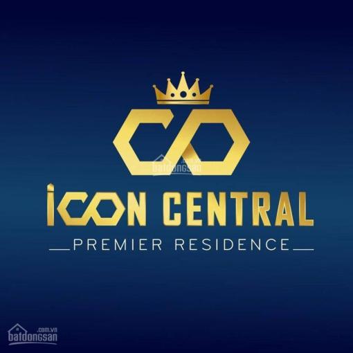 Đất nền vị trí vàng 4 mặt tiền Icon Central, cam kết lợi nhuận 12%, SĐR. LH 0907533260