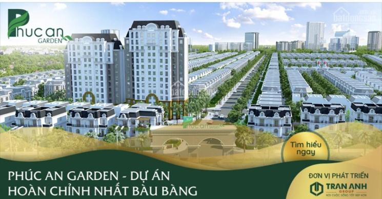 Mở bán block vip nhất dự án Phúc An Garden, Bình Dương - PKD 0914848574