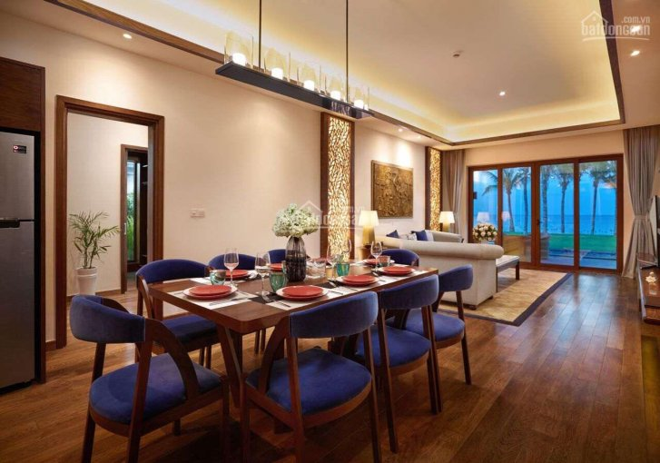 Bán bằng giá mua ban đầu biệt thự mặt biển Bãi Dài ở Nha Trang, tặng kèm 1 căn condotel view biển