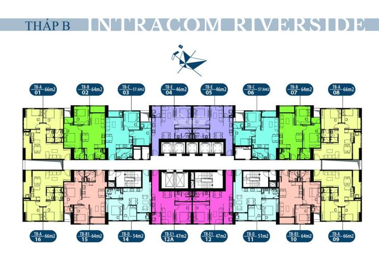 Bán nhanh căn hộ 2002 DT 66m2 chung cư Intracom Đông Anh, giá 21tr/m2. LH chính chủ SĐT 0904673568