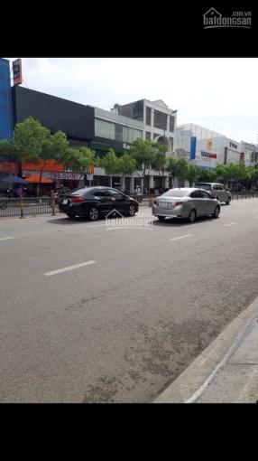 Bán nhanh nhà mặt tiền Nguyễn Văn Đậu, 3 lầu, 75.2m2 (5,3x15m), giá 13 tỷ 500tr, LH 0934475239