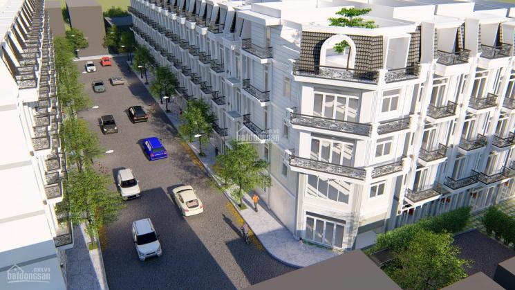 Bán gấp căn góc 2 mặt tiền, 5 tầng, Nguyễn Oanh nối dài, SHR, LH: 0937 62.02.72 Sinh