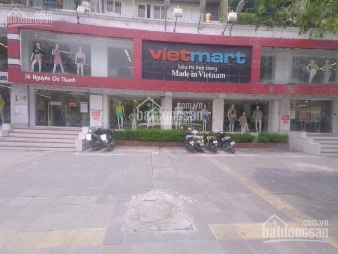 Cho thuê nhà mặt phố Nguyễn Chí Thanh mặt tiền cực đẹp 15m, DT: 175m2 x 2 tầng