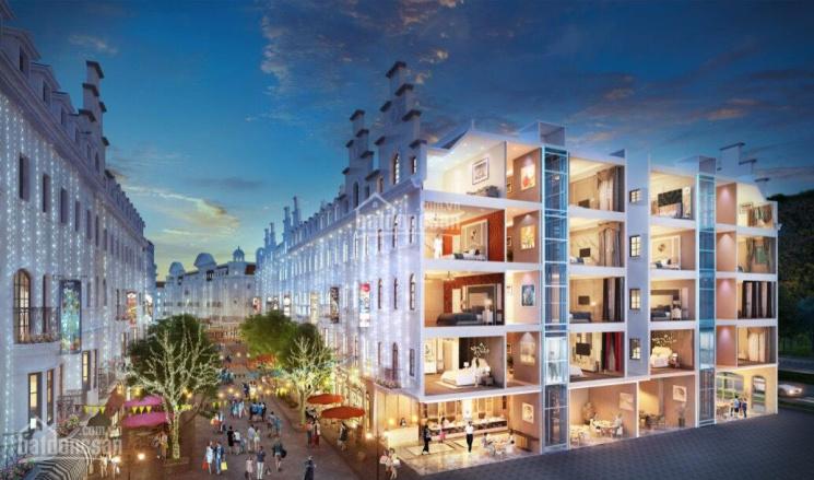 Shophouse Châu Âu Sun Hạ Long căn ngoại giao chiết khấu lớn giá rẻ nhất thị trường LH: 090.666.3569