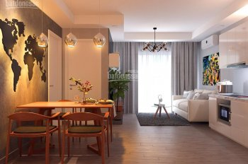 Cho thuê gấp CC Golden Mansion Phổ Quang, Phú Nhuận, DT 75m2, 2PN, giá 13 tr/th. LH Tâm: 0932349271 ảnh 0