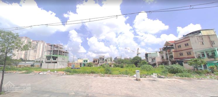 Dự án đất nền ôm trọn 4 MT đương Kênh Tân Hóa, Q. Tân Phú, đối diện CV Đầm Sen. Giá chỉ 3.2tỷ/nền