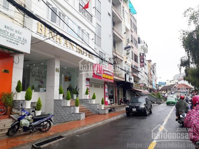 Bán nhà mặt tiền đường Nguyễn Chí Thanh, p1, Đà Lạt