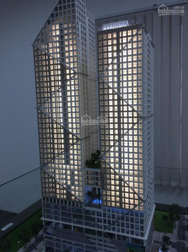 Suất ngoại giao căn hộ 2PN đẹp nhất dự án Hà Tây Thiên Niên Kỷ, chiết khấu cao - LH 0865.165.345 ảnh 0