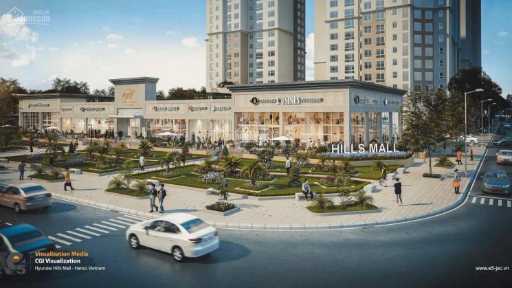 Chính chủ cho thuê mặt bằng kinh doanh tại Hyundai Hà Đông, vị trí kinh doanh vô cùng thuận tiện