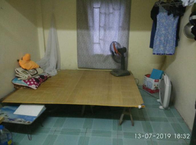 Chính chủ cho thuê phòng trọ tại Kim Giang, Hoàng Mai đầy đủ điều hòa nóng lạnh giá 1.8 triệu/tháng