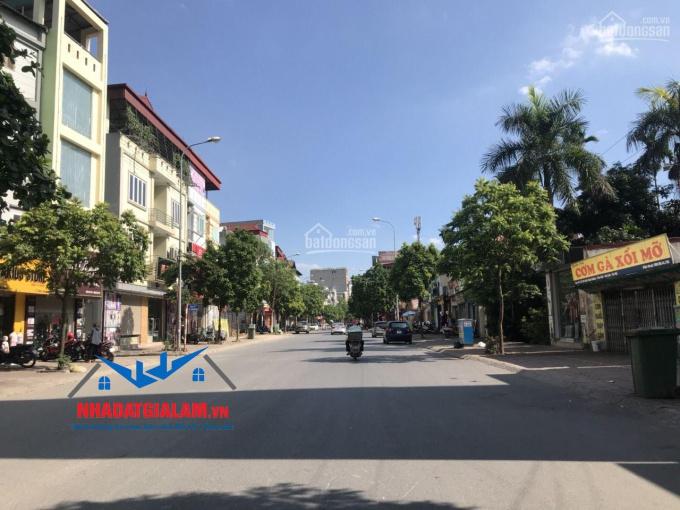 Bán 56m2, nhà 5 tầng, mặt phố Ngô Xuân Quảng, Trâu Quỳ, vị trí đắc địa. LH 097.141.3456