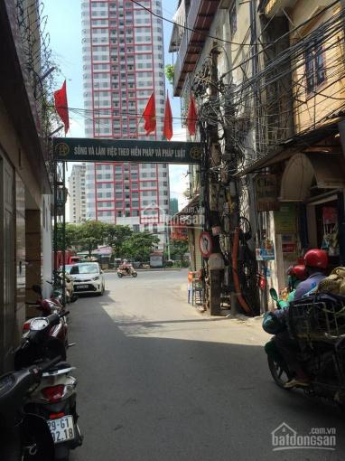 Cho thuê MBKD phố Giáp Bát, Giải Phóng (803 Giải Phóng