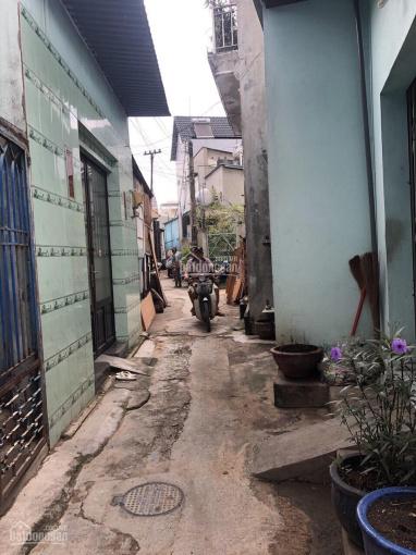 Bán gấp căn nhà hẻm lớn đường Phan Văn Trị, Q. Bình Thạnh, SHR, LH: 0911751122