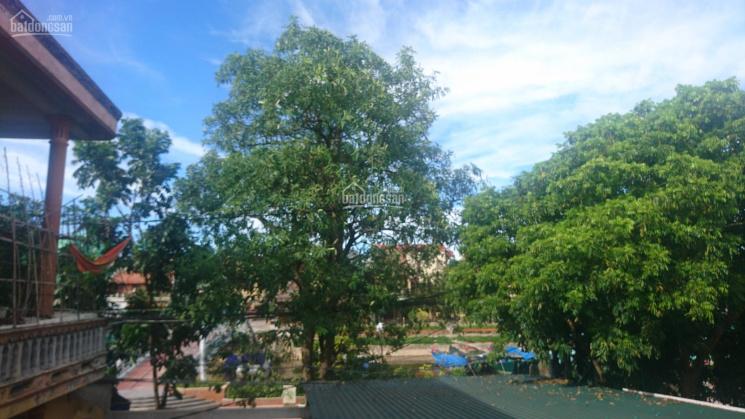 Bán tổ hợp nhà và phòng trọ cao cấp mặt tiền phố đi bộ Dương Văn An