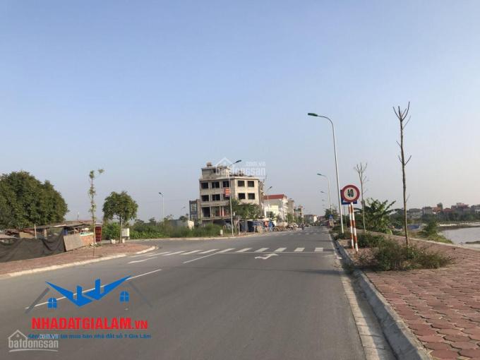 Bán nhanh 60m2 vị trí kinh doanh siêu đẹp khu tái định cư Trâu Quỳ, Gia Lâm. LH 097.141.3456