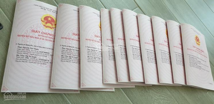 Đất nền đường Huỳnh Tấn Phát, đã có sổ đỏ từng lô, DT: 50m2, chỉ 2,6tỷ/nền, LH: 0938642148