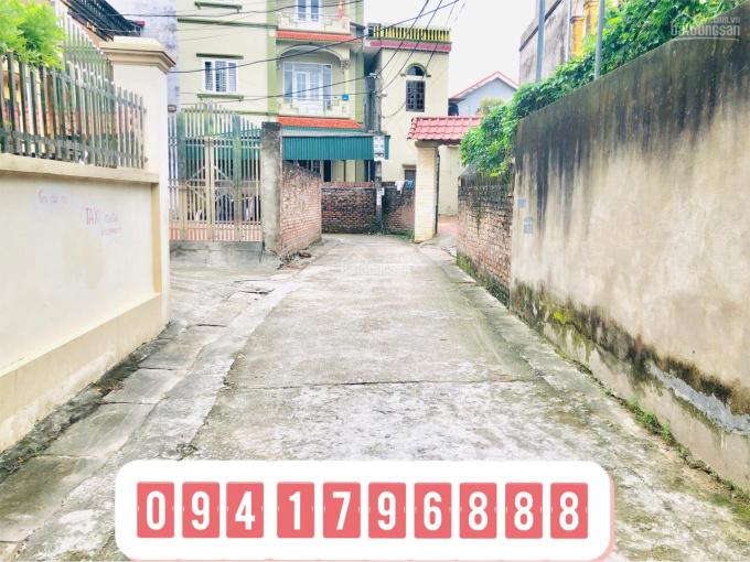 Bán 31m2 đất thổ cư tại Thuận Tốn, Đa Tốn, Gia Lâm, Hà Nội đường ô tô tải