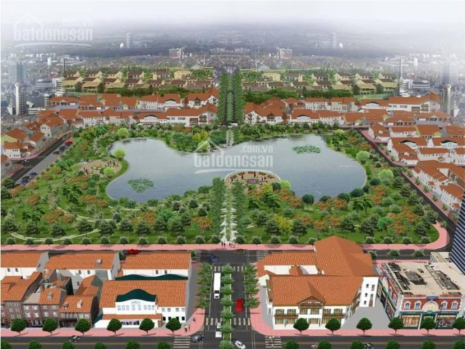 Bán đất nền KDC Daresco, Đức Hòa, Long An, 900triệu/100m2, SHR, LH 0971.3333.75