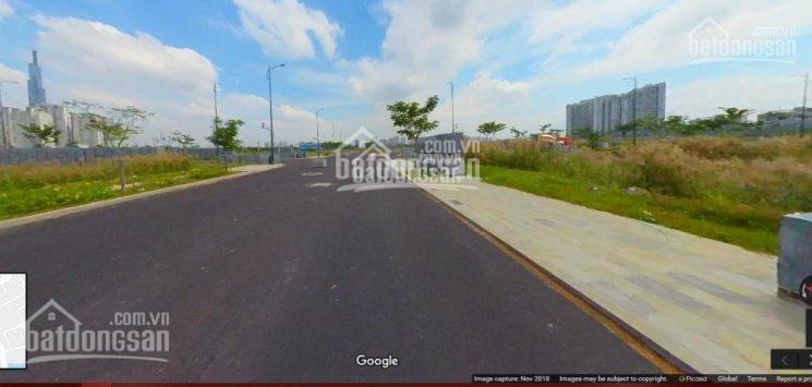 Sang lô đất MT Nguyễn Cơ Thạch Q2, giá 30tr/m2, xây dựng ở hoặc VP cho thuê tuyệt đẹp, đã có sổ