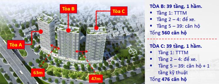 Chính chủ cần bán gấp căn hộ Intracom Riverside 47m2, giá gốc từ CĐT, LH 0968902399