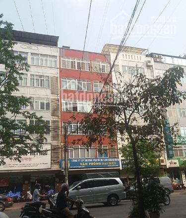 Nhà mặt phố Trần Quốc Vượng, diện tích 100m2 x 6 tầng, mặt tiền 5m có thang máy