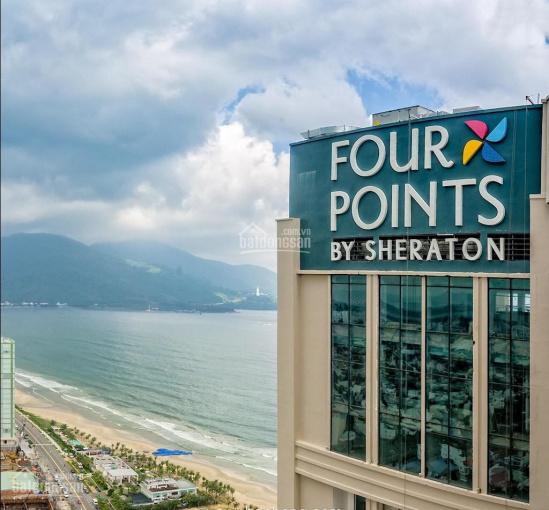 Bán giá cực tốt căn hộ cao cấp Alphanam Luxury Four Points tầng cao 2PN, 75m2 - LH: 0847.995.959