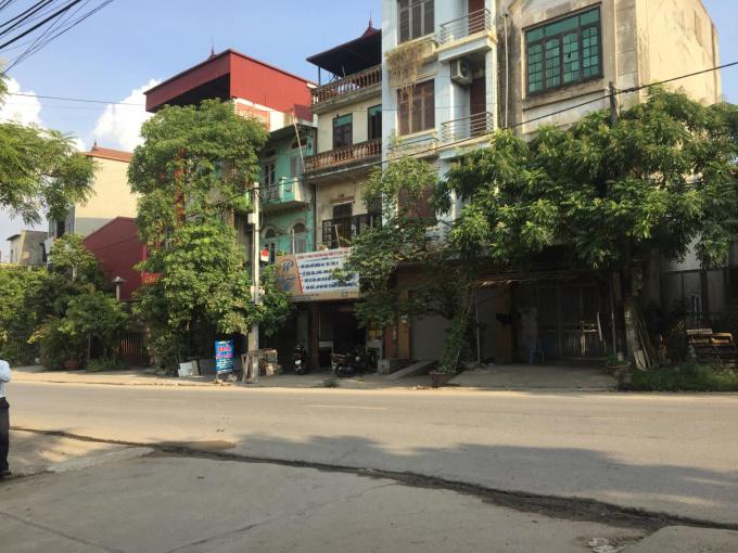 Bán gấp nhà mặt phố Thiên Đức – TT Yên Viên – Gia Lâm – Hà Nội. Gía 3.46 tỷ bao phí