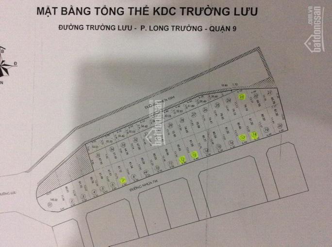Chính chủ bán lô đất Q9, DT 81m2, ngang 6.4m, hướng Đông Nam, hỗ trợ ngân hàng, LH 0909573093