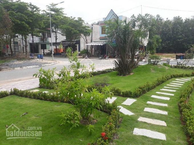 Ra nhanh lô đất 80m2 có sổ ngay KDC Thuận Giao giá. Ngân hàng cho vay 70%