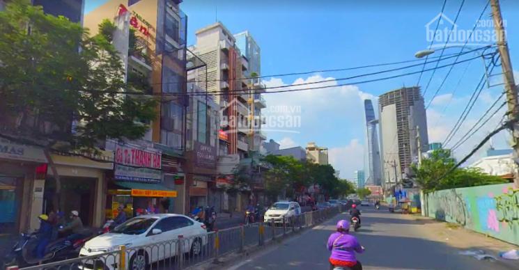 Cho thuê MT đường Nguyễn Tất Thành, quận 4, cách cầu Khánh Hội 100m- 4.3x33m-7T- thang máy-100tr/th