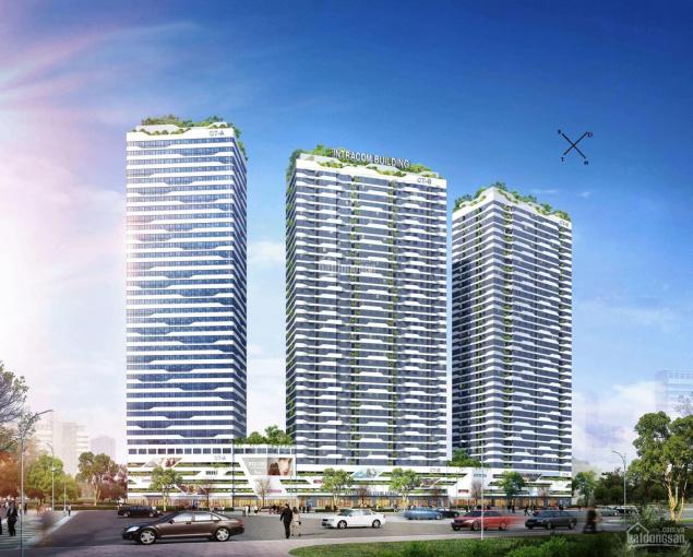 Tôi cần bán gấp căn hộ CC Intracom Đông Anh, căn 1811: 54m2 & 1908: 66m2, giá 20tr/m2 - 0966331603