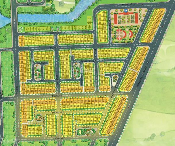 Còn 1 lô duy nhất dự án Thái Sơn T&T Long Hậu, DT: 100m2, giá: 1,400 tỷ (14tr/m2), hđ chủ đầu tư ảnh 0