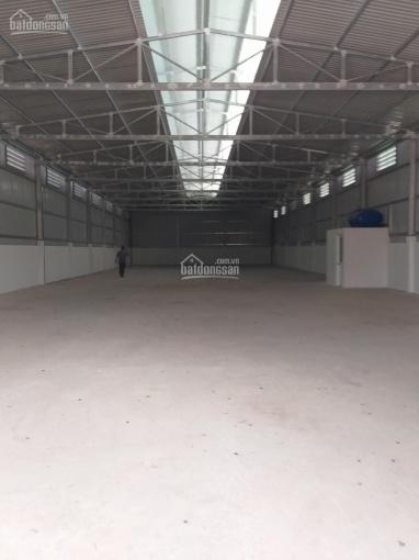 Cho thuê kho xưởng ở Trần Văn Giàu 750m2, xe container 40v, trạm bình, thoáng mát, mọi ngành nghề