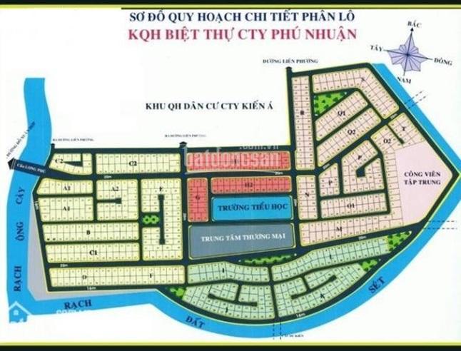 Dự án Phú Nhuận Phước Long B, Quận 9, các nền cần bán nhanh giá cạnh tranh nhất thị trường ảnh 0