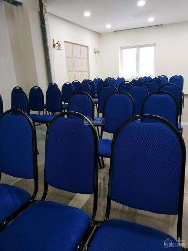 Cho thuê phòng hội thảo, phòng học, phòng huấn luyện 100m2 50 người