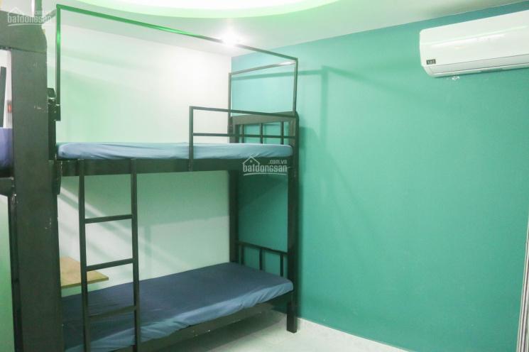 Phòng ở ghép gần Bùi Viện (giảm 50% tháng đầu)