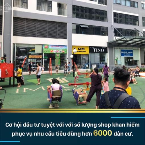 Mở bán shop khối đế và văn phòng tại chung cư Imperia Garden - 203 Nguyễn Huy Tưởng, Thanh Xuân