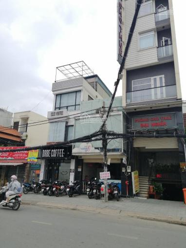 Chính chủ bán nhà MT Lê Lợi ngay đại học Công Nghiệp 4 p4, Gò Vấp, giá 24.5 tỷ, DT 4.8x50m, 3 lầu