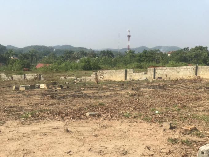 Cần bán 2448m2 tại thôn Chóng, Yên Bài, Ba Vì, Hà Nội, đất đẹp, vuông vắn
