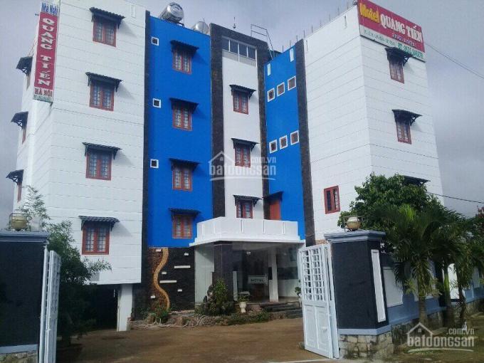 Bán khách sạn 5 tầng 36 phòng. TT Liên Nghĩa, Đức Trọng, Lâm Đồng LH 0937044693