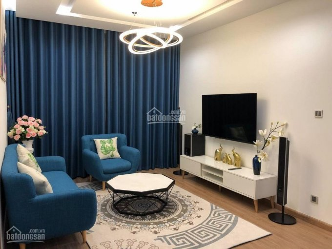 Cho thuê CHCC Eco Green City, 3PN, full nội thất cực đẹp, căn góc giá 14tr/tháng, LH 0868271501