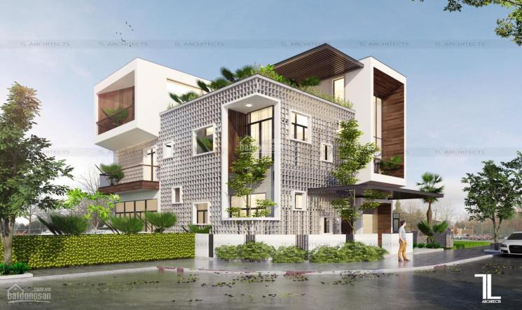 Cho thuê nhà biệt thự 10x20m KDC Him Lam Kênh Tẻ Quận 7 có 1 hầm 2.5 lầu nhà mới, call 0977771***
