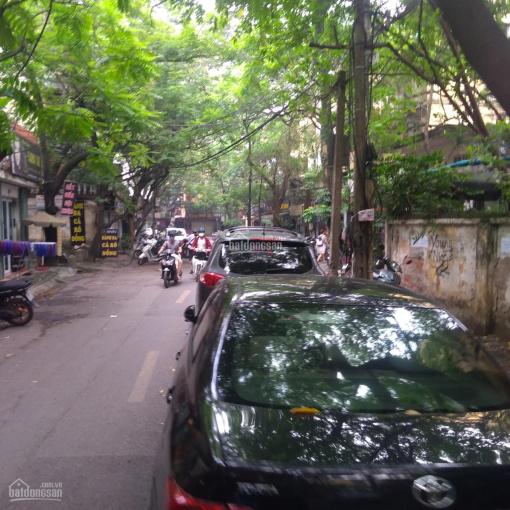 Bán nhà mặt phố Yên Lạc, 60m2, 4T, ô tô vào nhà, kinh doanh, nhà 2 mặt thoáng, giá 6.85 tỷ